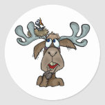 Moose Shirts and Gifts 65 Stickers