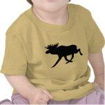 Moose Silhouette Tshirt