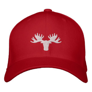 Moose Softball 2014 Flexfit Hat