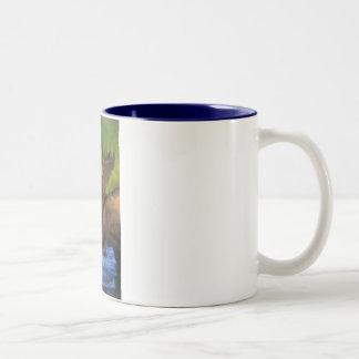 Moose Taking A Drink Mug