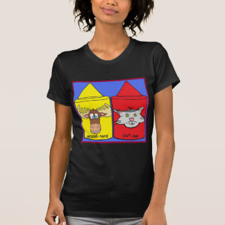 MOOSE-tard and CAT-sup T-Shirt