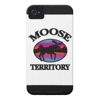 Moose Territory Phone Case