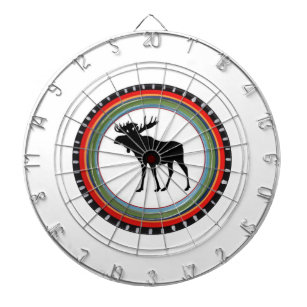 moose_to_show_dartboard_with_darts rbe43c19713b046dba6c67a3d5a678aea_fomu6_8byvr_307 maine moose dart boards & equipments zazzle