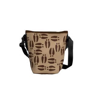 Moose Tracks Mini Messenger Bag