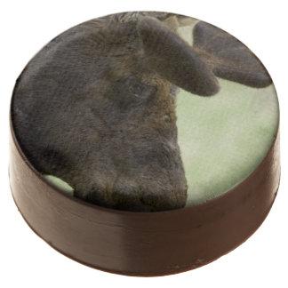 Moose Chocolate Dipped Oreo