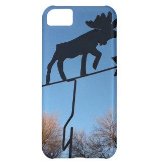 Moose weathervane iPhone 5C case