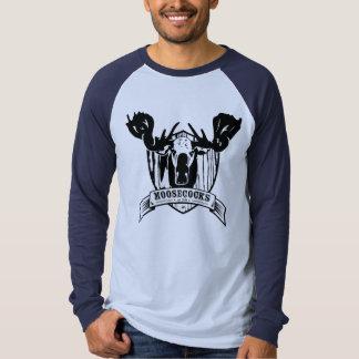 moosecocks mens blue tshirts
