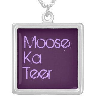 Moosekateer necklace