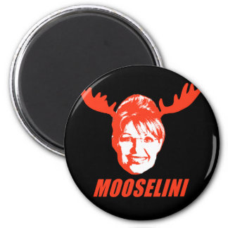 Mooselini T-shirts and Gifts Magnet