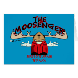 Moosenger Airmen Card
