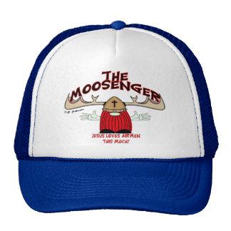 Moosenger Airmen Trucker Hat