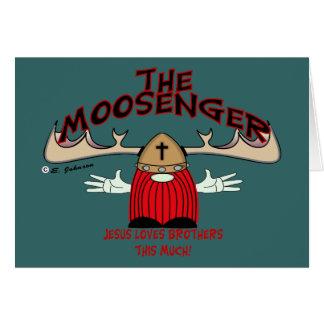 Moosenger Brothers Card
