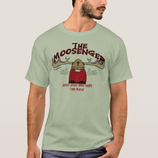 Moosenger Brothers T-Shirt