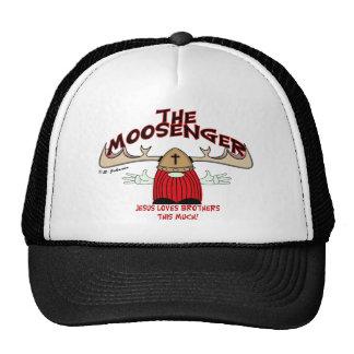 Moosenger Brothers Trucker Hat