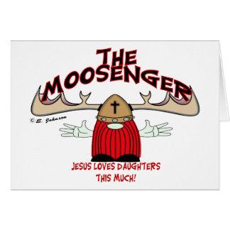 Moosenger Daughters Card