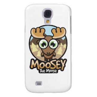 Moosey fall button samsung galaxy s4 cover