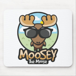 moosey summer mouse pad