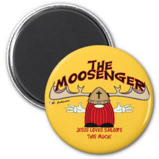 Moosrnger Sailors Magnet