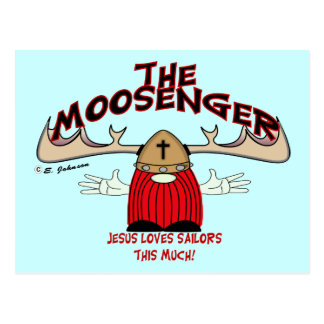 Moosrnger Sailors Postcard