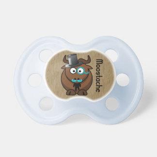 Moostache Baby Pacifier