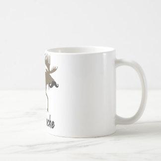 Moostache Coffee Mug