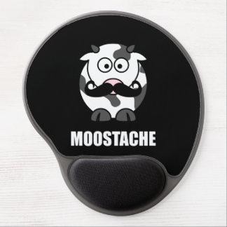 Moostache Gel Mouse Pad