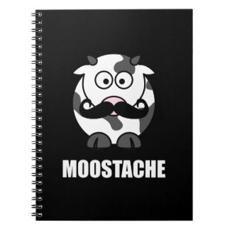 Moostache Notebook