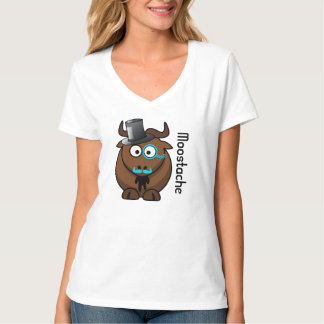 Moostache T-Shirt