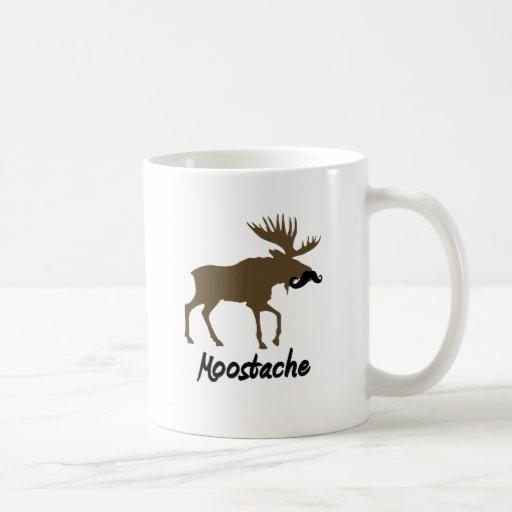 Moostache Taza De Café