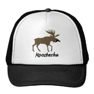 Moostache Trucker Hat