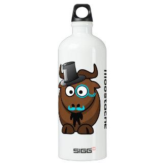 Moostache Water Bottle