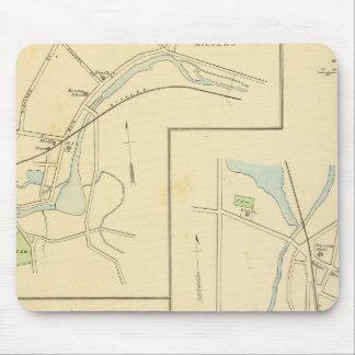 Moosup, Dayville, Wauregan, S Windham Mouse Pad