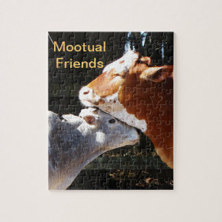 Mootual Friends Cow Puzzle