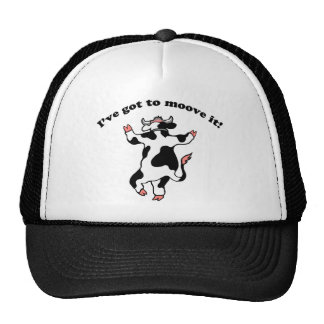 Moove It Hat