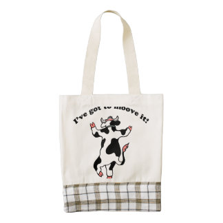 Moove It HEART Tote
