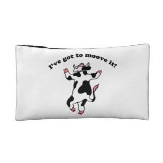 Moove It Makeup Bag