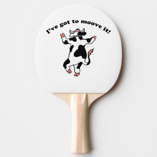 Moove It Ping Pong Paddle