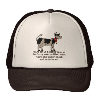 Moove On Hat