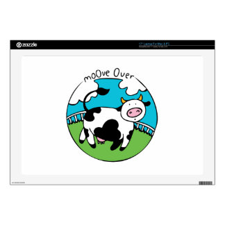 Moove Over Decals For Laptops