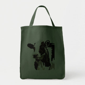 Moover Dairy Cow Canvas Bag