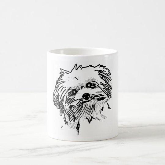 Mop Dog Coffee Mug