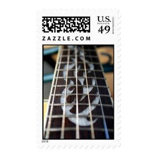 MOP guitar neck inlay Stamps