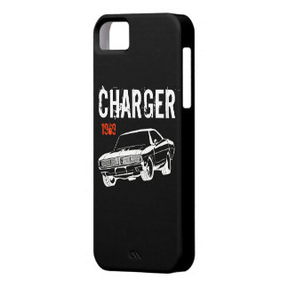 Mopar - 1969 Dodge Charger Iphone iPhone 5 Cases