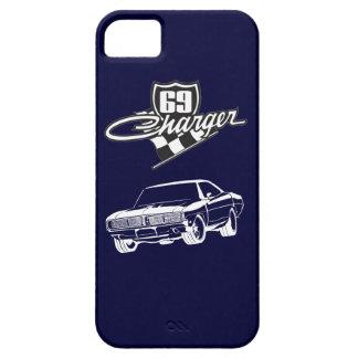 Mopar - 1969 Dodge Charger Iphone Case iPhone 5 Case