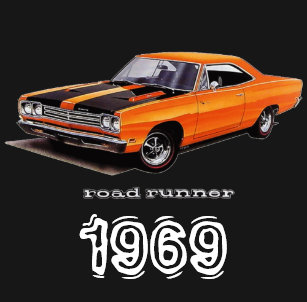 97fabe13 Plymouth Roadrunner T-Shirts - T-Shirt Design & Printing | Zazzle