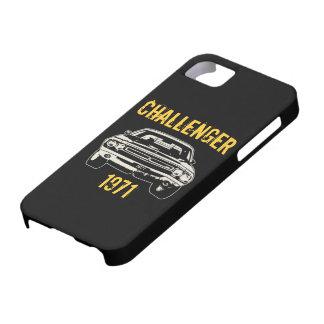 Mopar - 1971 Dodge Challenger iPhone 5 Cover