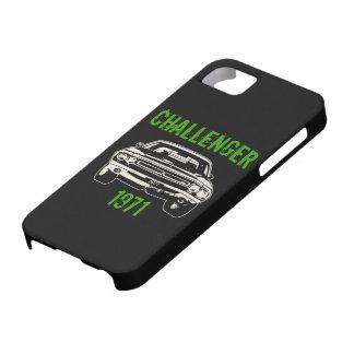 Mopar - 1971 Dodge Challenger iPhone 5 Case