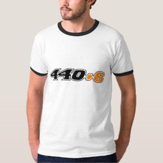 Mopar - 440+6 + Six luggage T-Shirt