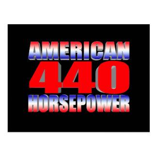 Mopar 440 Dodge Postcard