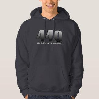 Mopar 440 six pack dodge hoodie